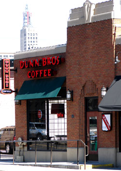 Dunn Brothers Coffee, 242 West 7th St, Saint Paul