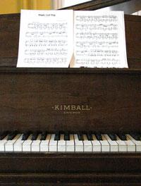 My 1934 Kimball Baby Grand