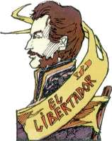The Liberator, Simón Bolívar