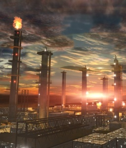 petroleum-refinery