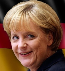 Chancellor Merkel.  She'll always find a way to win.
