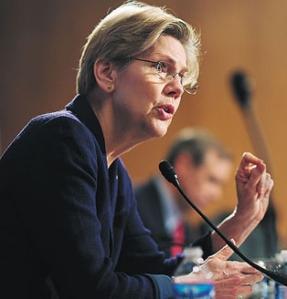 Sen Elizabeth Warren (D-MA)