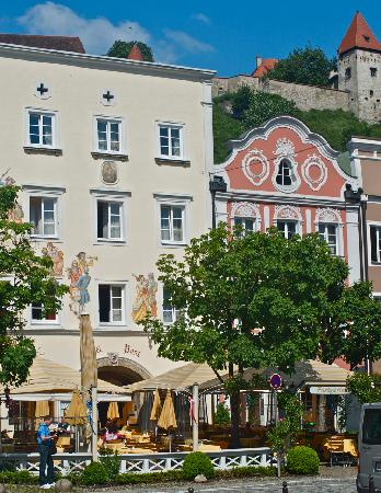 The Hotel Post, Burghausen, Bavaria