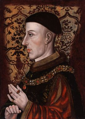 Henry V, King of England, Heir and Regent of France and Lord of Ireland (Harry Hotspur to his friends)
