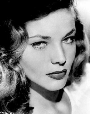 Lauren Bacall, un femme fatale