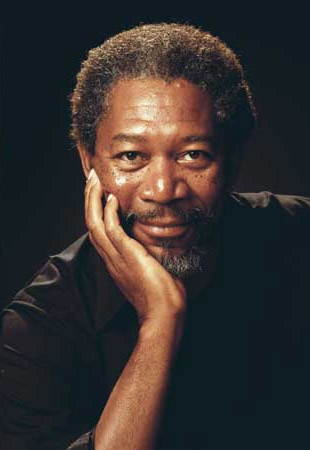 Morgan Freeman, un raconteur modern