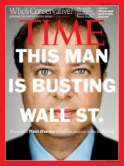 Preet Bharara on the cover of Time, Feb 13 2012