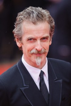 Capaldi - as the Master?