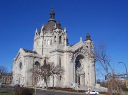 The Cathedral of St Paul