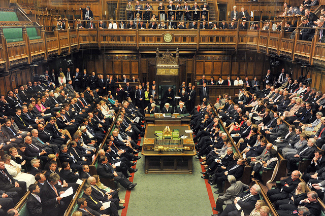 Exceptional The UK House Of Commons. It Mostly Works.