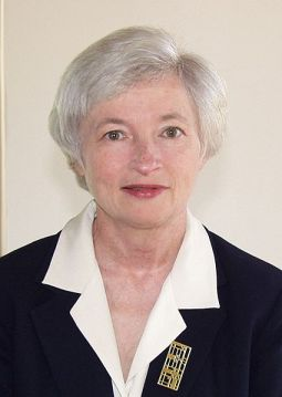 Vice Chair of the Fed Janet Yellen