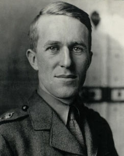 Col. T.E. Lawrence. The man who brought the West to the region