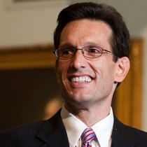 Only Eric Cantor  has the power to put funding to a vote that it would surely pass.