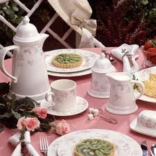 Who doesn't enjoy a lovely tea party?