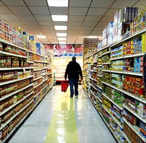 It's a long way down that aisle ...
