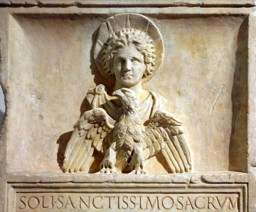 Sol Invictus, from which we get many Christmas traditions