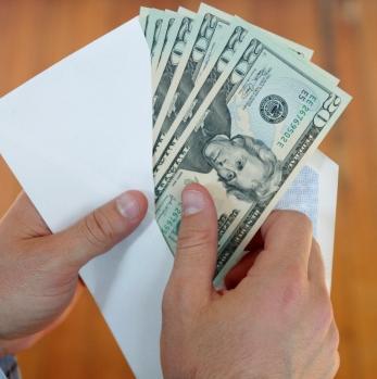 Pay-envelope