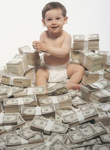 Does your baby have the stacks it takes to make it today?