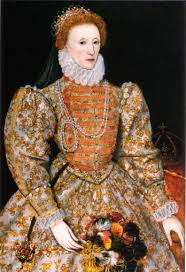 Elizabeth I, Queen of England.