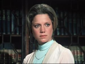 Gretchen Corbett as Beth Davenport.