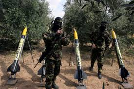 Hamas' core military is very small, but well armed.