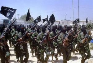 ISIL on the march.  Yes, these monsters must be stopped.