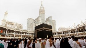 Saudi Arabia is the guardian of Mecca, which gives them a lot of power.