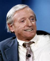 William F. Buckley, founder of the National Review.  He was always a bit askew.