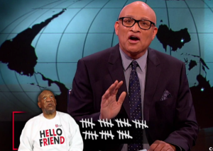 "Wilmore takes on Cosby.  ""How many women have to accuse him before we accept it?"""