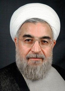 Hassan Rouhani, President of Iran.  He is not a reliable bogeyman, but can we go as far as to make peace with him?