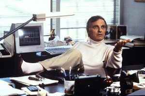 """Alan Alda as Lester in """"Crimes and Misdemeanors""""."""