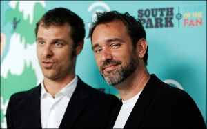 Matt & Trey of South Park.