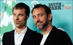 Matt & Trey of South Park.