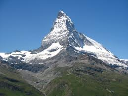 The Matterhorn, a big stable rock.
