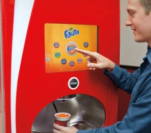 The Coke machine at Burger King.  Not a huge job killer, but a sign of the future?