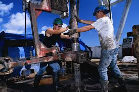 Once they stop drilling new wells, the price can only go up.