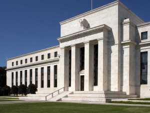 The headquarters of the Federal Reserve.  Imposing, yes?