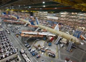 The WTO ruled that state subsidies to this Seattle Boeing plant were illegal.  The result?  Nothing.