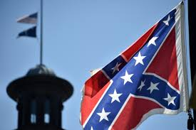The Rebel Flag still flies in South Carolina - for now.
