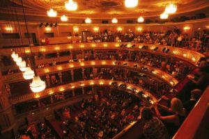 Theater an der Wien, where it all started.