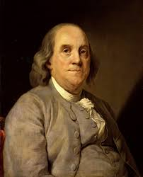 "What would Ben Franklin say?  Probably, ""Get over yourself""."