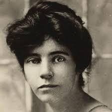 Alice Paul, champion of the Suffragette movement that led to the 19th Amendment.
