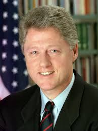 Bill Clinton.  Sigh.