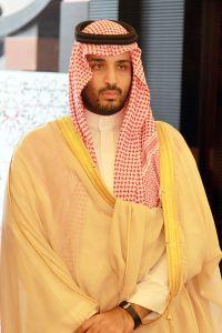 Saudi Defense Minister Mohammad bin Salman Al Saud.