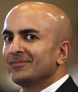 What does Neel Kashkari know that you don't?