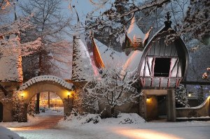 Gullibalogna, in the winter.