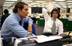 Bob Woodward and Carl Berstein, back in the day.