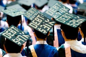 Earning a BS in Debt.
