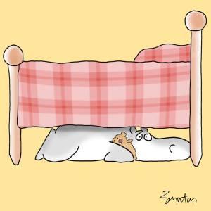 A recent cartoon from Sandra Boynton's facebook page.