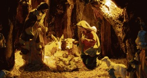 For unto you is born this day in the city of David a Savior, who is Christ the Lord.
